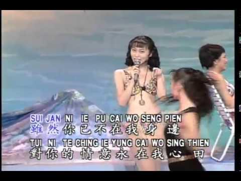 酒廊情歌【美女舞台秀】惜别的海岸 龍飄飄唱 高清國語LD版