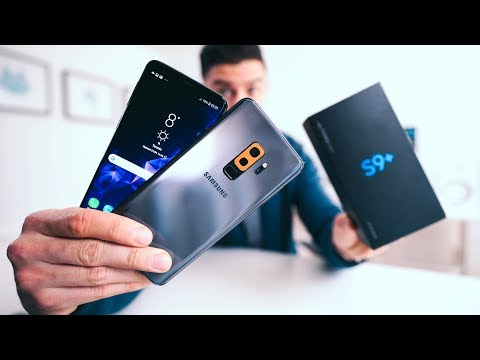 Living with the SAMSUNG GALAXY S9 for 60 DAYS