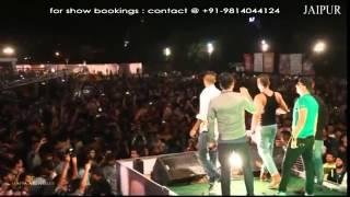 Yo Yo Honey Singh at Jaipur.