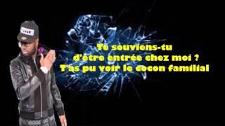 Maître Gims   Brisé ; parole + audio