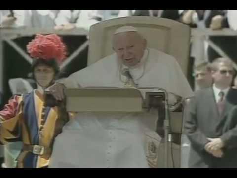 João Paulo II e o anúncio da proximidade com Deus.