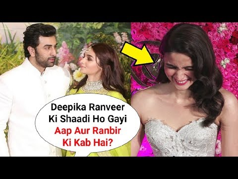 Xxx Mp4 Alia Bhatt SHY Reaction On Wedding With Ranbir Kapoor 3gp Sex
