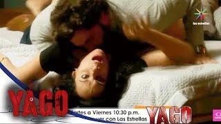 Yago | Avance 14 de octubre | Hoy - Televisa