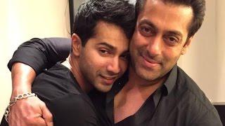 Varun Dhawan And Salman Khan DRUNK At ABCD 2 Success Bash