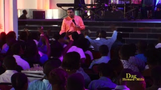 WATCH THE GATHERING SERVICE, LIVE FROM THE FIRST LOVE CENTRE, ACCRA - GHANA