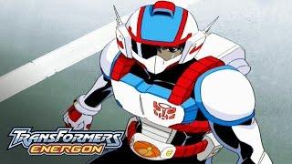Transformers: Energon - Kicker's Suit