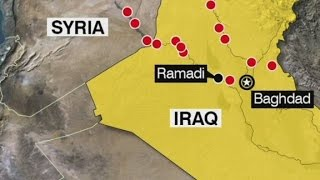 Critical battle against ISIS in Ramadi