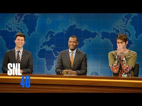 Weekend Update: Stefon Returns - SNL