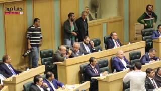 توتر في مجلس النواب بسبب قانون جاستا ومنع رفع الاذان بالمسجد الاقصى HD - جفرا نيوز