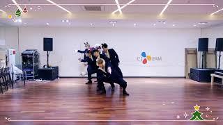JBJ - Fantasy ( I'm Your Santasy) Dance practice