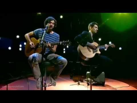 Snow Patrol - Chasing Cars-Acoustic- Live Video Clip