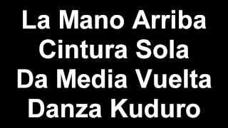 Don Omar   Danza kuduro lyrics