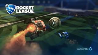 Rocket League Match W/ Finzaaa