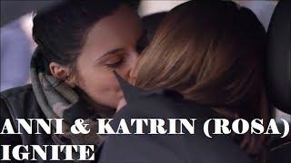 Anni & Katrin (& Rosa) // Ignite