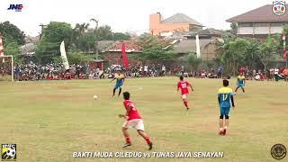 """OPEN TOURNAMENT PORSEKEM CUP VI 2018 """"TUNAS JAYA SENAYAN vs BAKTI MUDA CILEDUG 3-0"""""""