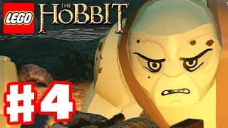 LEGO The Hobbit - Gameplay Walkthrough Part 4 - Roast Mutton (Xbox One, PS4, PC)