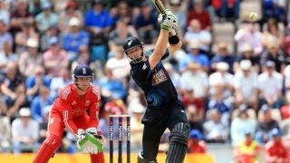 New Zealand make huge score - highlights from 2nd ODI
