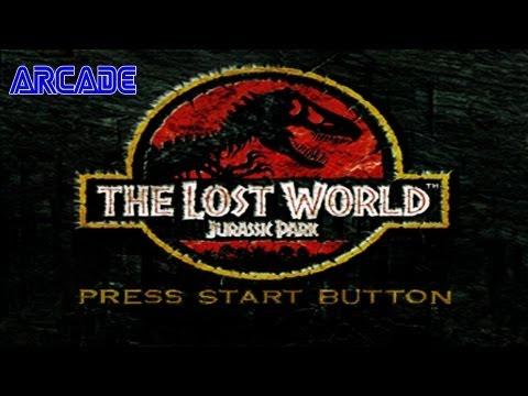 The Lost World Jurassic Park Arcade Playthrough