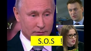 Confirmed: Putin running against 2 idiots in 2018
