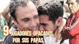 9 Hijos de Jugadores que Fueron Opacados por sus Papás Boser Salseo