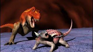 Dinosaur King : Temple Tempest