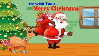 We Wish You a Merry Christmas & Jingle Bells Kids Songs | Christmas Songs | Great Songs for Children