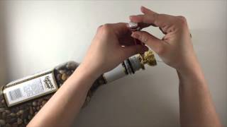 How to Make a Bottle Lamp - Easy