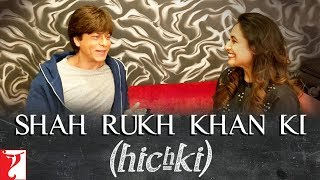 Shah Rukh Khan ki Hichki uploaded on 16-03-2018 354100 views