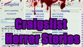 3 Scary True Craigslist Horror Stories - Vol. 4