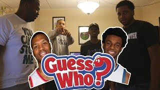 NBA GUESS WHO GAME W/THE HOMIES