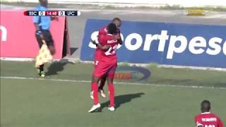 Azam TV -  Bao la Mwinyi Kazimoto likiitanguliza Simba (Simba vs Lipuli)