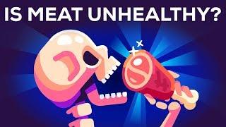 Apakah Daging Buruk Untuk Kamu?  Apakah Daging Tidak Sehat?