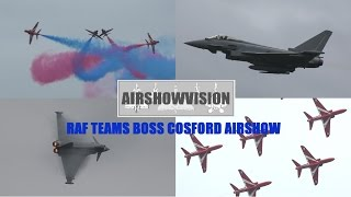 THE RAF BOSS THE COSFORD AIRSHOW 2016 (airshowvision)