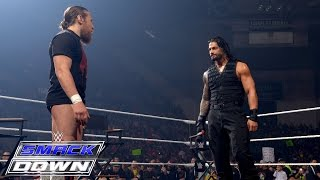 """Miz TV"" with special guests Roman Reigns and Daniel Bryan: SmackDown, February 5, 2015"