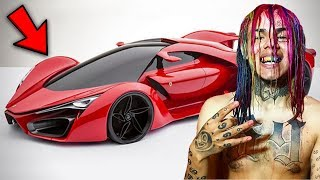 10 Expensive Things 6ix9ine Owns That Cost More Than Your Life...
