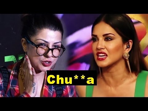 Xxx Mp4 Hard Kaur Vs Sunny Leone Very Vulgar Interview 3gp Sex