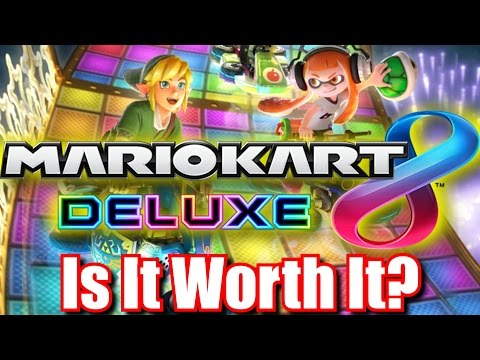 Mario Kart 8 Deluxe Is it Worth It Nintendo Switch Review
