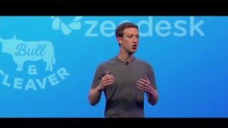 Mark Zuckerberg's Keynote @ Facebook F8 16'