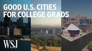 Three of the Best U.S. Cities for Recent College Grads
