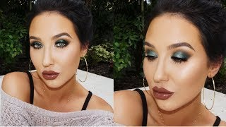 Affordable Fall Full Face Makeup Tutorial | Jaclyn Hill