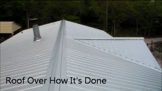Roof Over How I Did It