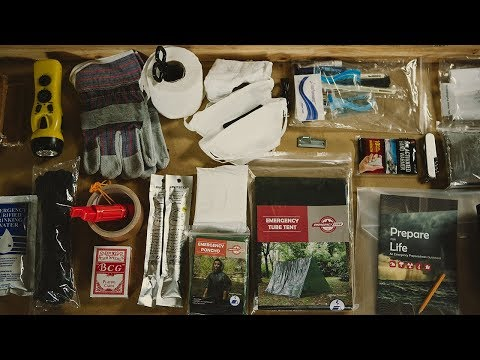Unboxing a Bug Out Bag Also What s a Bug Out Bag