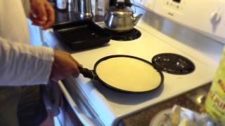آشپزی ساده، طرز تهیه پالاچینکن (اتریشی) یا کرپ (فرانسوی)