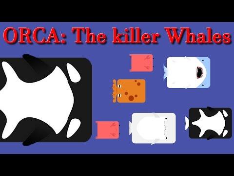 Deeeep io all animal || ORCA: The Killer Whales