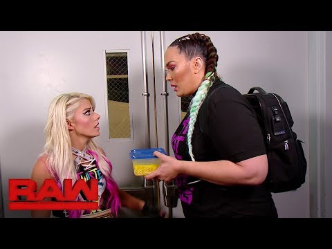 Xxx Mp4 Nia Jax Leaves Raw To Visit An Ailing Enzo Amore Raw Jan 1 2018 3gp Sex