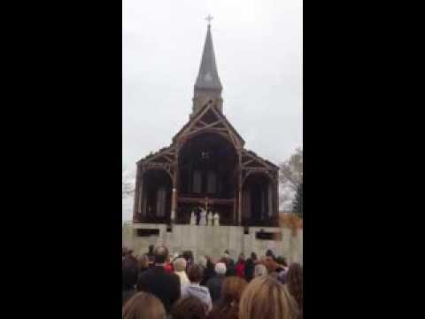 Xxx Mp4 Blessing Of Holy Cross Church Foundations November 3 2013 3gp Sex