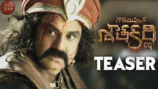 Gautamiputra Satakarni Official Teaser - Nandamuri Balakrishna - #NBK100 || A film by Krish