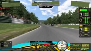 RFactor - WTCCX - Cadwell Park (Onboard BMW) IRG-WORLD