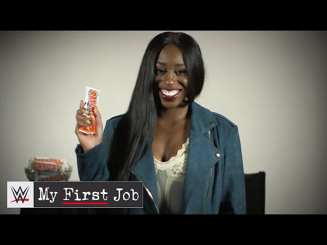 WWE Superstars reveal their first paydays: WWE My First Job