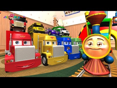 Xxx Mp4 Learning Colors City Vehicle Big Size Car Carrier Fire Truck Police Car Play For Kids Car Toys 3gp Sex